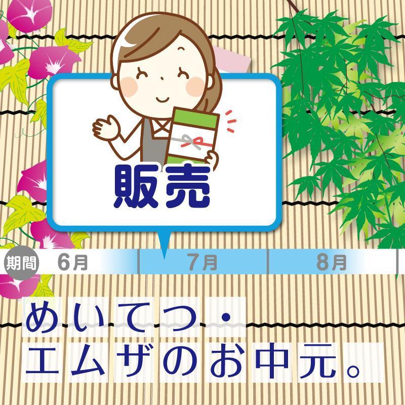 【販売】お中元アルバイト/めいてつ・エムザ
