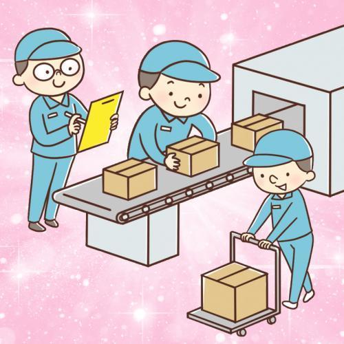 【短期】仕分けスタッフ/新金沢郵便局