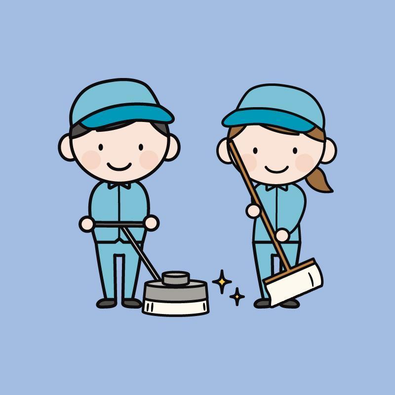 【白山市松本町】清掃スタッフ/太平ビルサービス株式会社