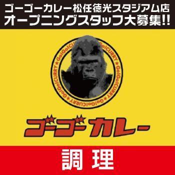 【ゴーゴーカレー松任徳光スタジアム店】調理スタッフ/株式会社グレースカンパニー